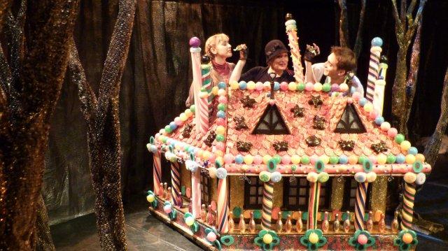 Imagen de la obra de teatro infantil 'Hansel y Gretel', que se pondrá en escena el sábado 12 de marzo