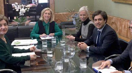 El Cuartel y Fuente Elvira centrar la reunión de Galapagar y Colmenarejo con la delegada del Gobierno