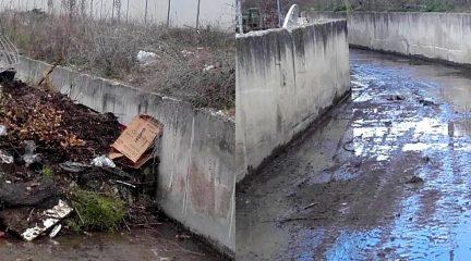 Operarios del área de Medio Ambiente de Galapagar retiran 10.000 kilos de basura del arroyo San Gregorio
