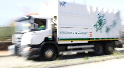La flota del servicio de limpieza de Galapagar se renovará en los próximos meses con una veintena de vehículos