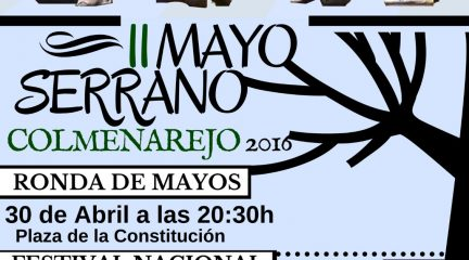 II Mayo Serrano en Colmenarejo