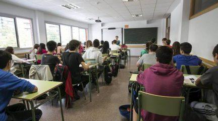 El Gobierno regional aprueba la convocatoria de 1.500 plazas de profesores de Secundaria y FP, la mayor oferta de los últimos nueve años