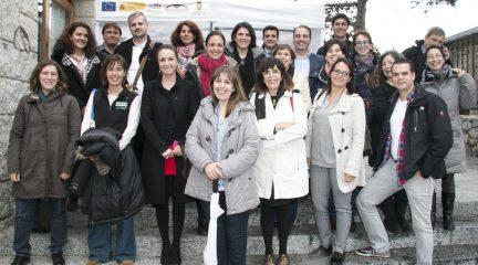 Emprendedores de la Sierra reflexionan sobre sus proyectos empresariales en Hoyo de Manzanares