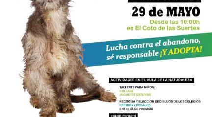 """Este domingo, """"Feria Canina' en El Coto de las Suertes de Collado Villalba"""