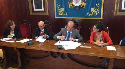 El Ayuntamiento de El Escorial firma un convenio con Cruz Roja en San Lorenzo para mejorar el bienestar social