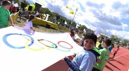 Más de 9.000 niños y jóvenes de Collado Villalba se beneficiarán de las nuevas ayudas al deporte local