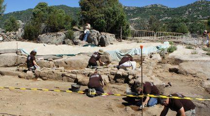 Jornadas de Puertas abiertas en el yacimiento arqueológico de La Cabilda de Hoyo de Manzanares
