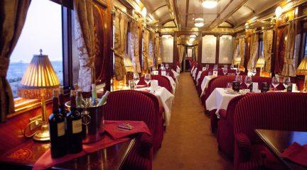 El tren de lujo Al Andalus hará parada este verano en El Escorial dentro de su 'Camino de Santiago'