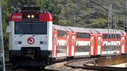 Simulacro en la estación de El Escorial: un tren descarrilará este sábado a las 11.00, obligando a evacuar los vagones