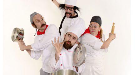 "Yllana visita Alpedrete con ""Chefs"""