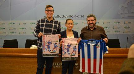 """La tercera edición de la """"Chupetines Cup"""" reúne a 300 niños este sábado en Collado Villalba"""