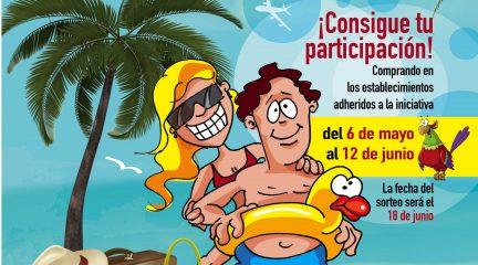 El sorteo de un viaje a Menorca, principal aliciente en la nueva campaña de promoción del comercio local en Galapagar