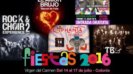 La música protagonista de las fiestas de Torrelodones, del 14 al 17 de julio