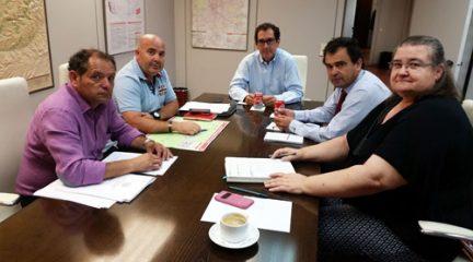 El Consorcio de Transportes continua con la coordinación del transporte público en Cercedilla en una nueva reunión con el Ayuntamiento