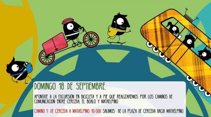 El Boalo, Cerceda y Mataelpino participa en la Semana Europea de la Movilidad