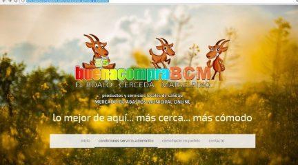 Coches eléctricos llevarán a casa las compras hechas en el mercado de Abastos online de El Boalo, Cerceda y Mataelpino