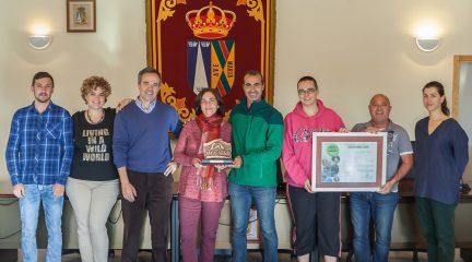 El proyecto 'Buena Compra BCM' del municipio de El Boalo-Cerceda-Mataelpino gana el Premio Amuparna 2016