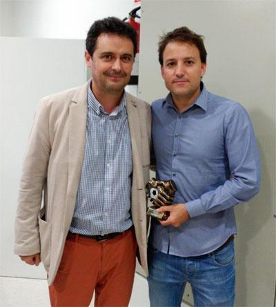 Borja y presidente PREMIO (1)