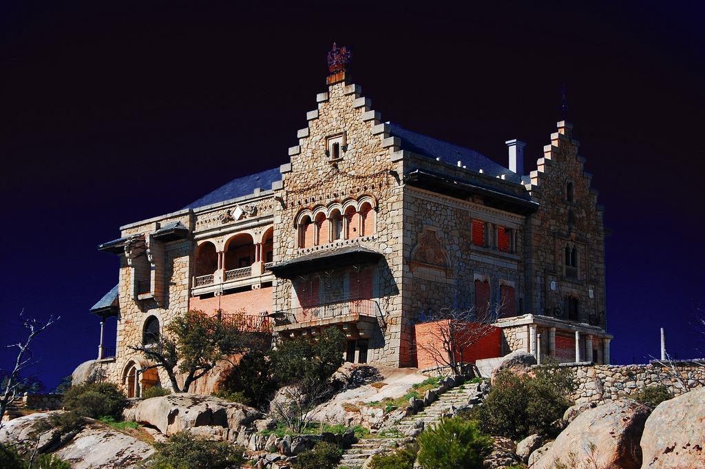 El grupo de trabajo sobre el palacio de el canto del pico - Trabajo en torrelodones ...
