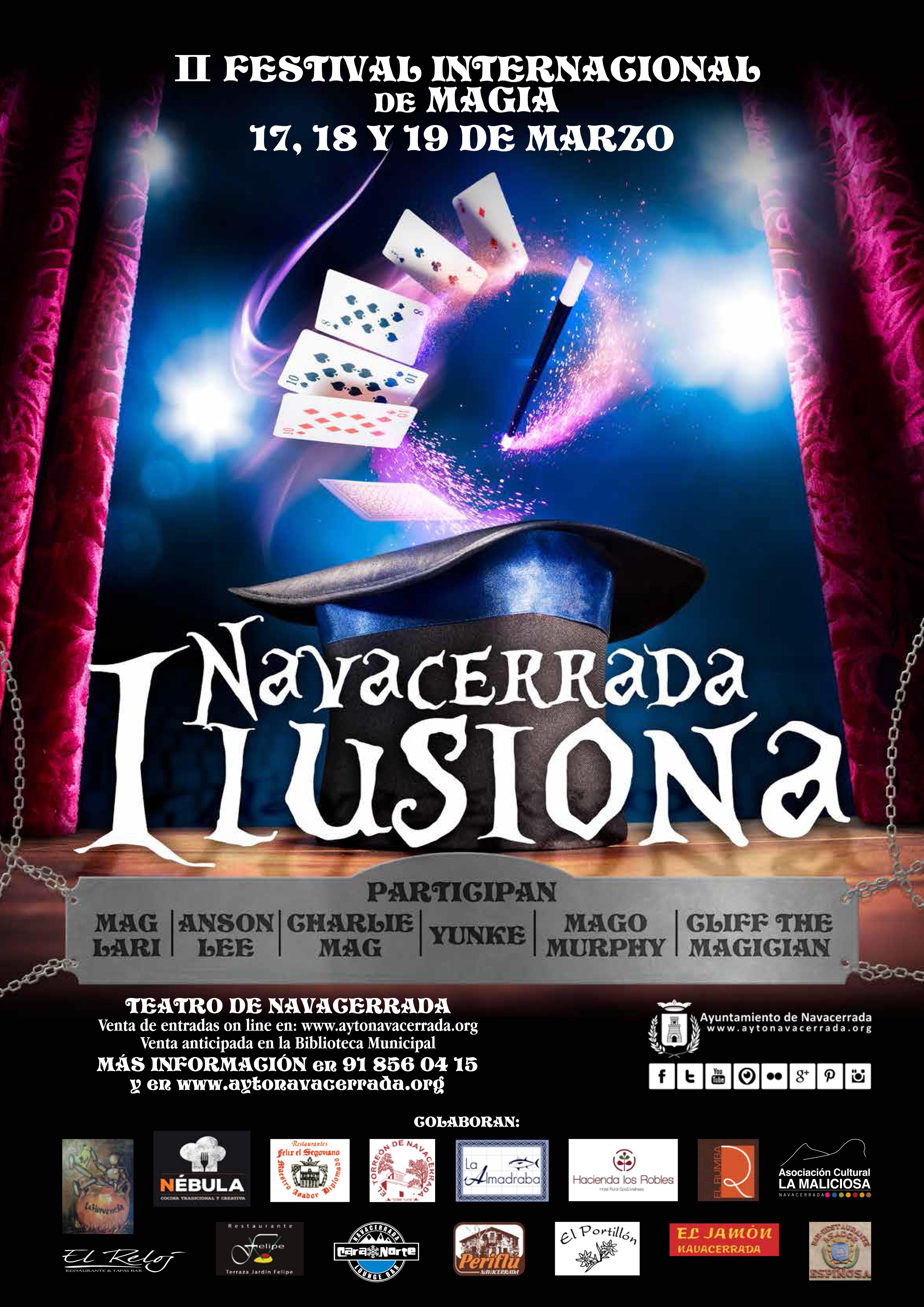 Festival NavacerradaMAGIA 2