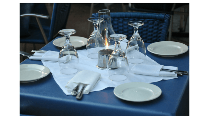 Restaurante con encanto
