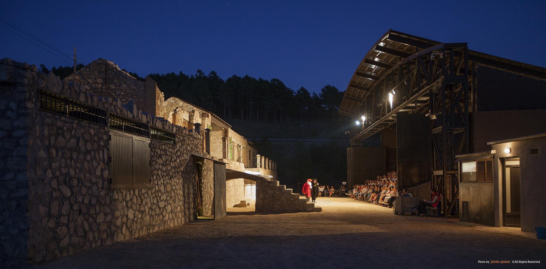 Teatro y Grada