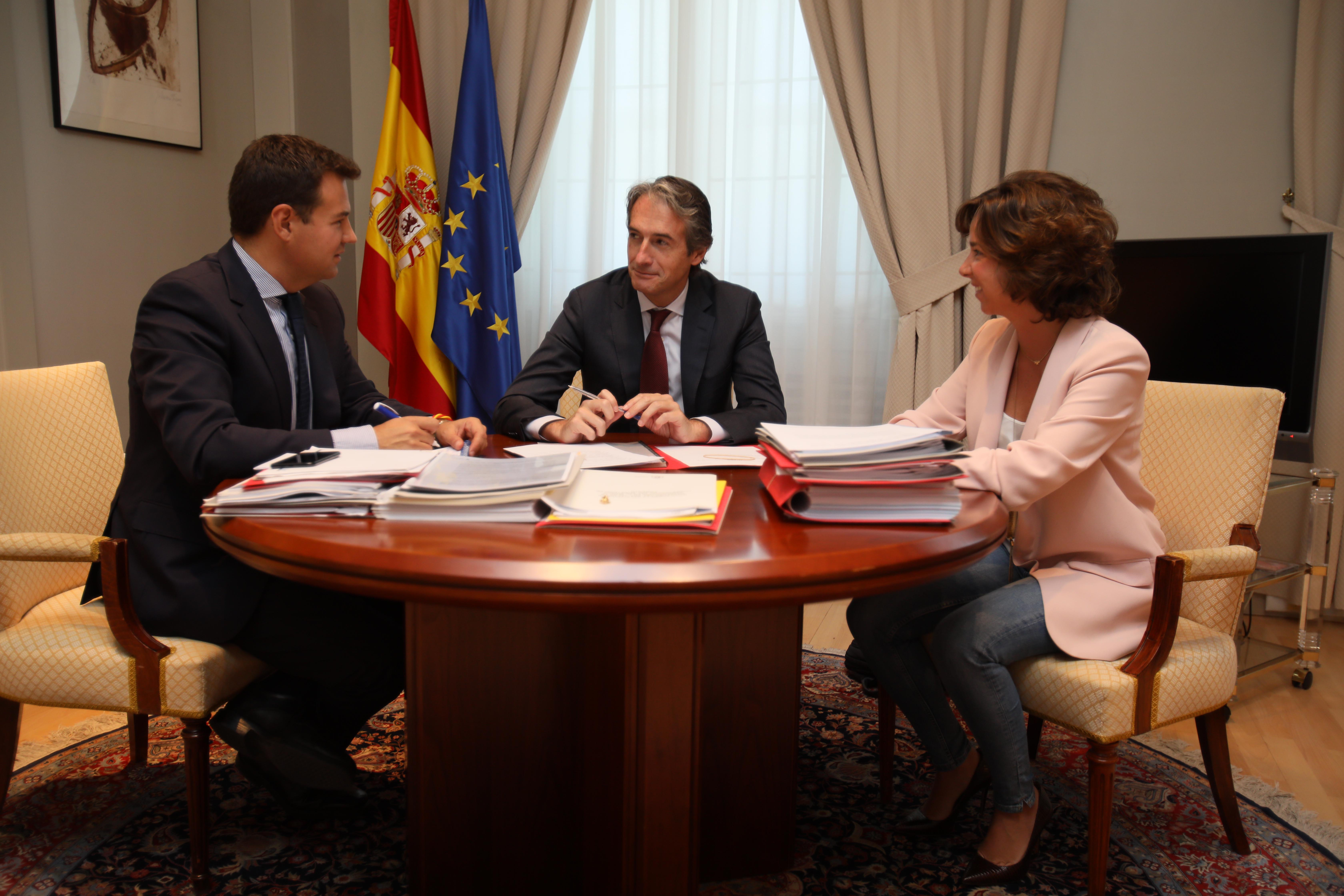 Reunión Ministerio Fomento