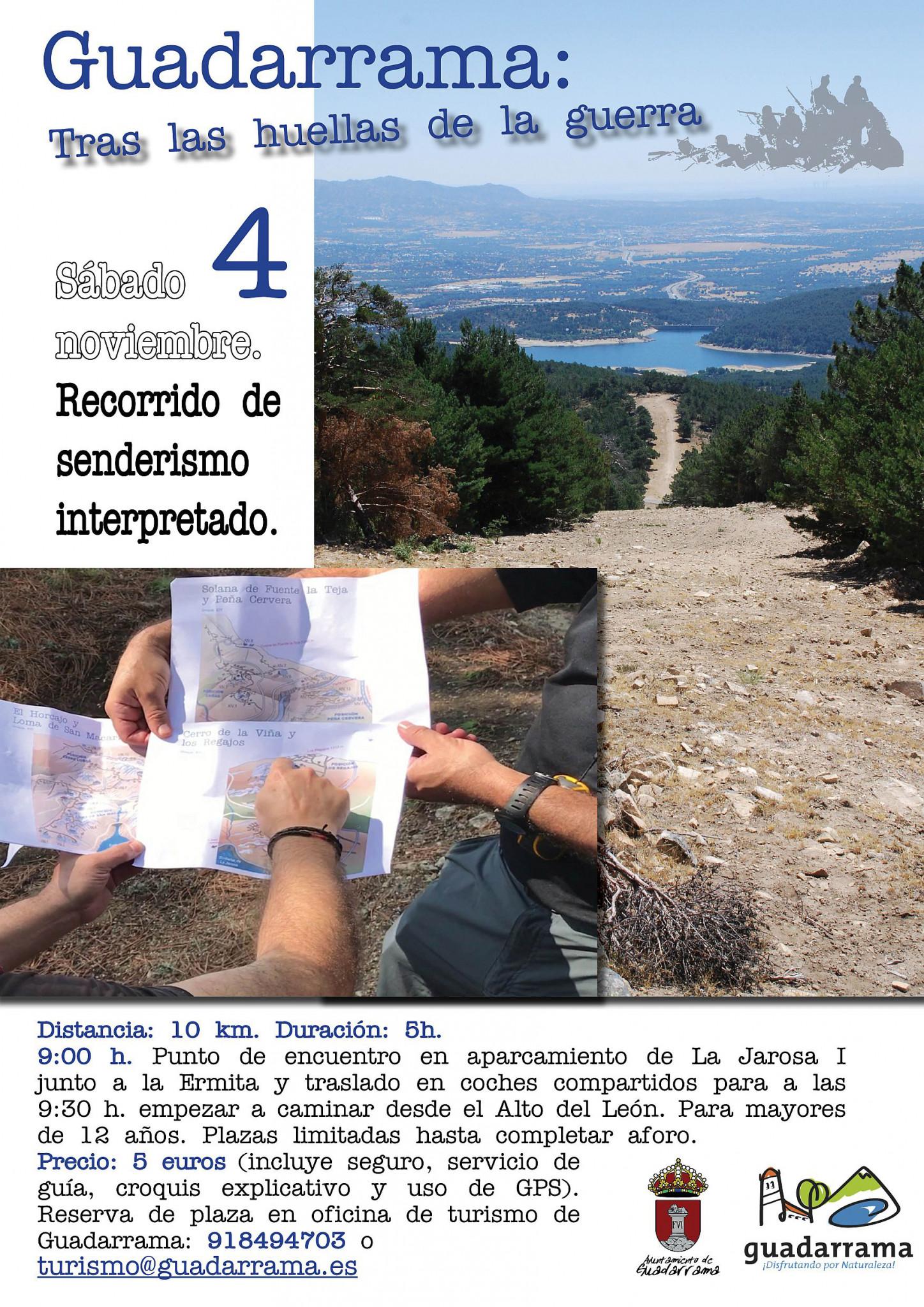 poster A3 salida 4 nov web