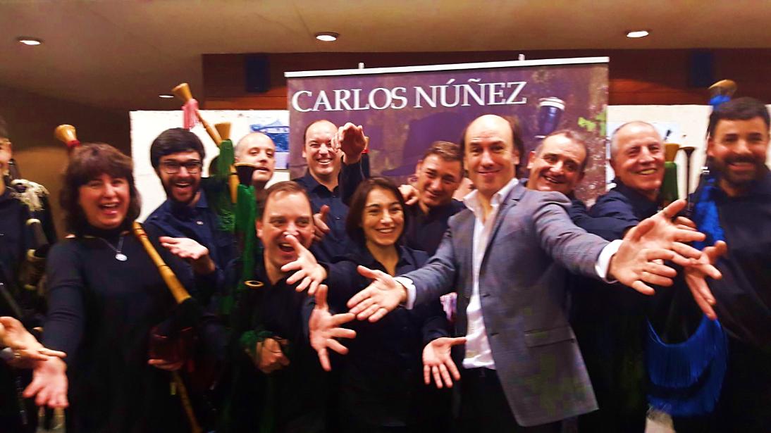 Carlos Nuñez y La Tarabica