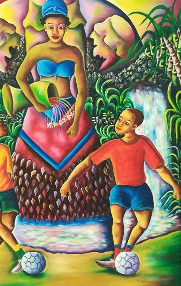El arte de Haití