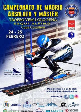 campeonato esquí