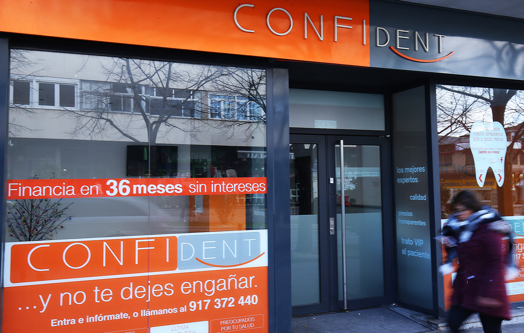 confident 2