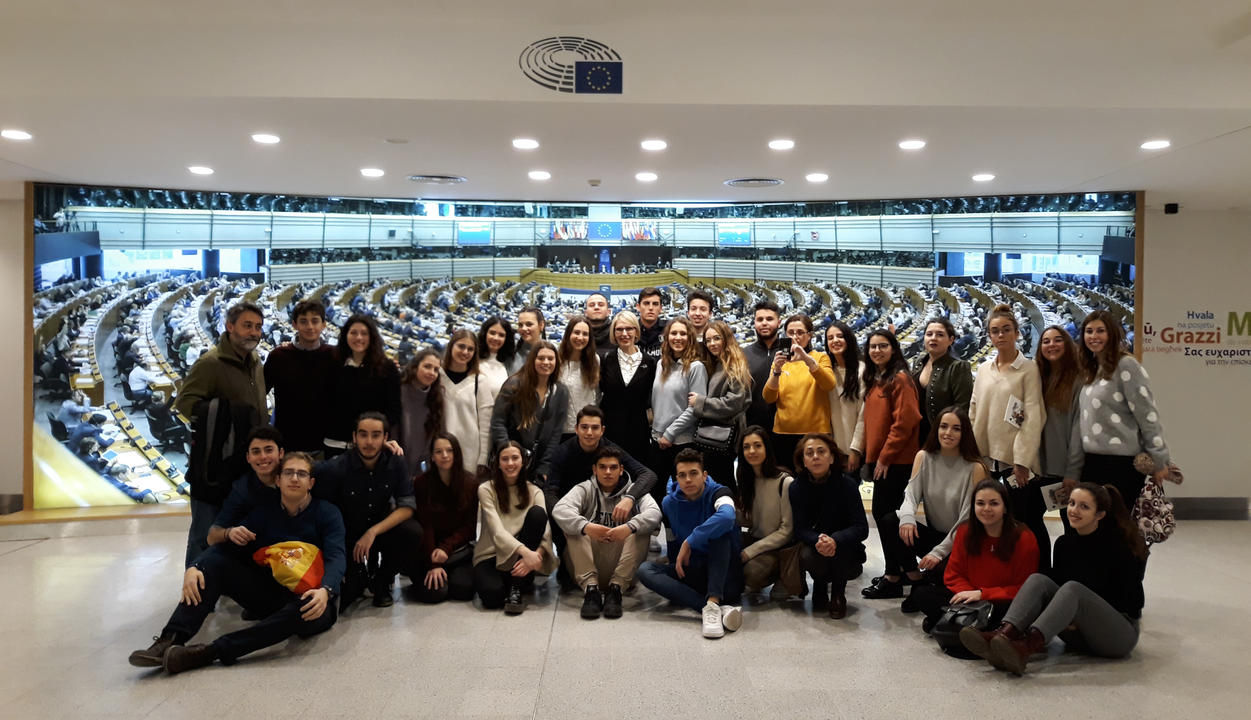 Las Rozas Bruselas 1