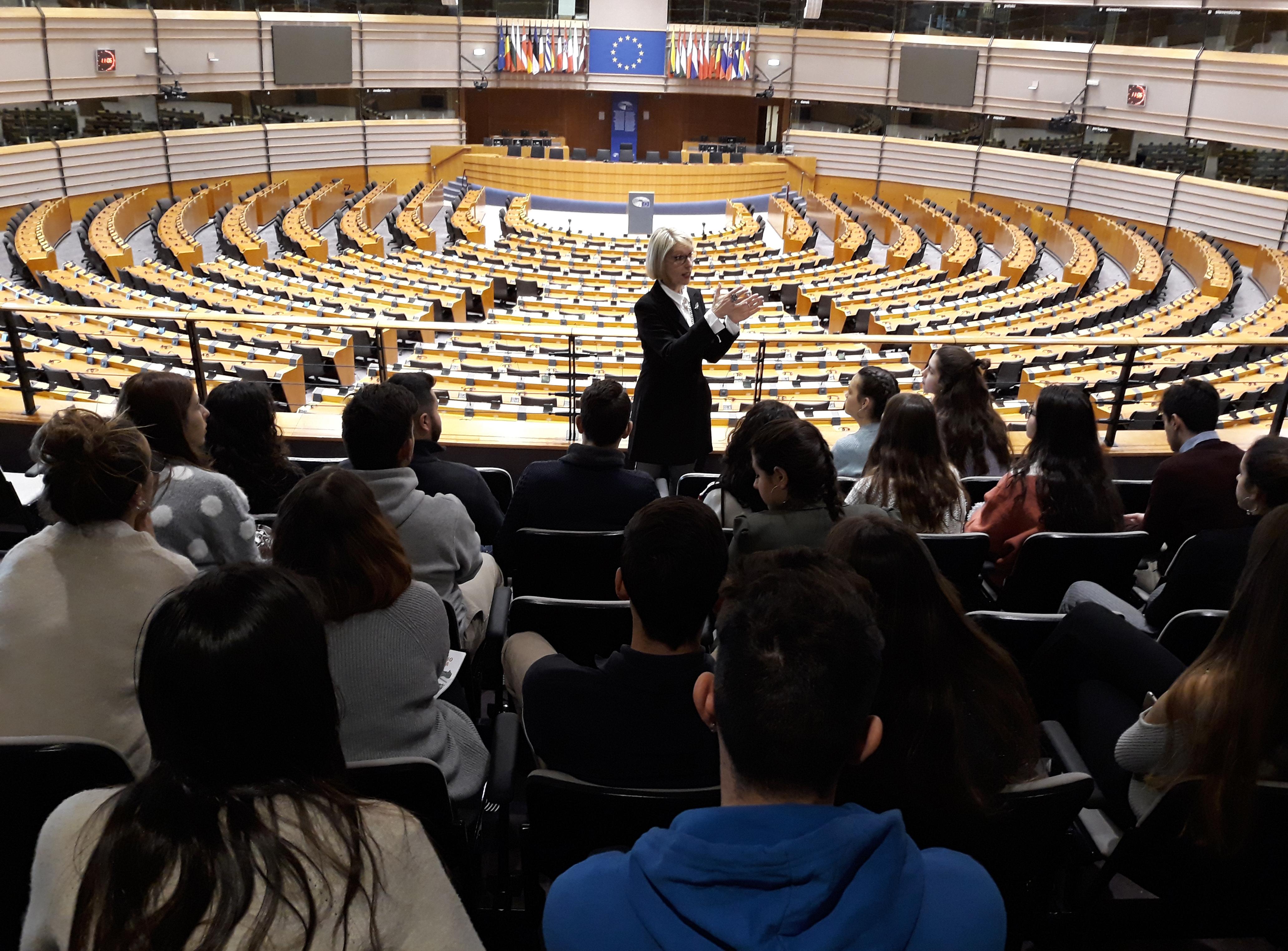 Las Rozas Bruselas 2