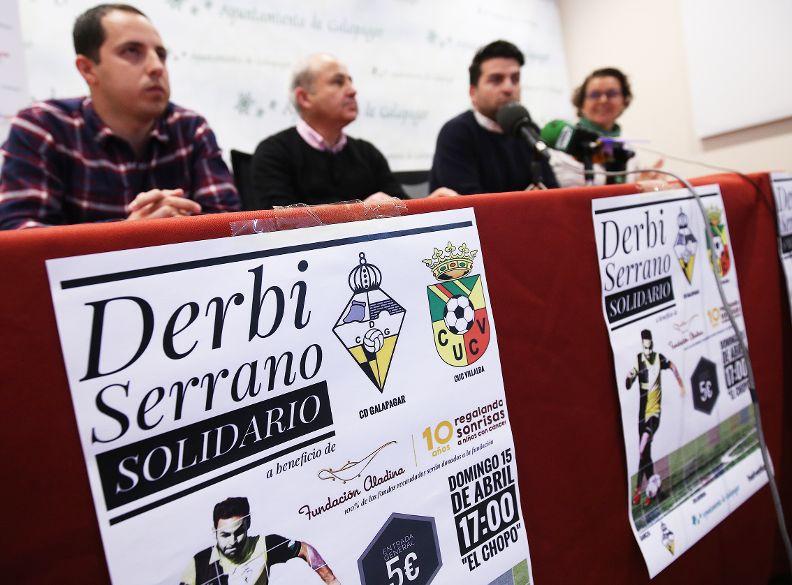 derbi solidario 1