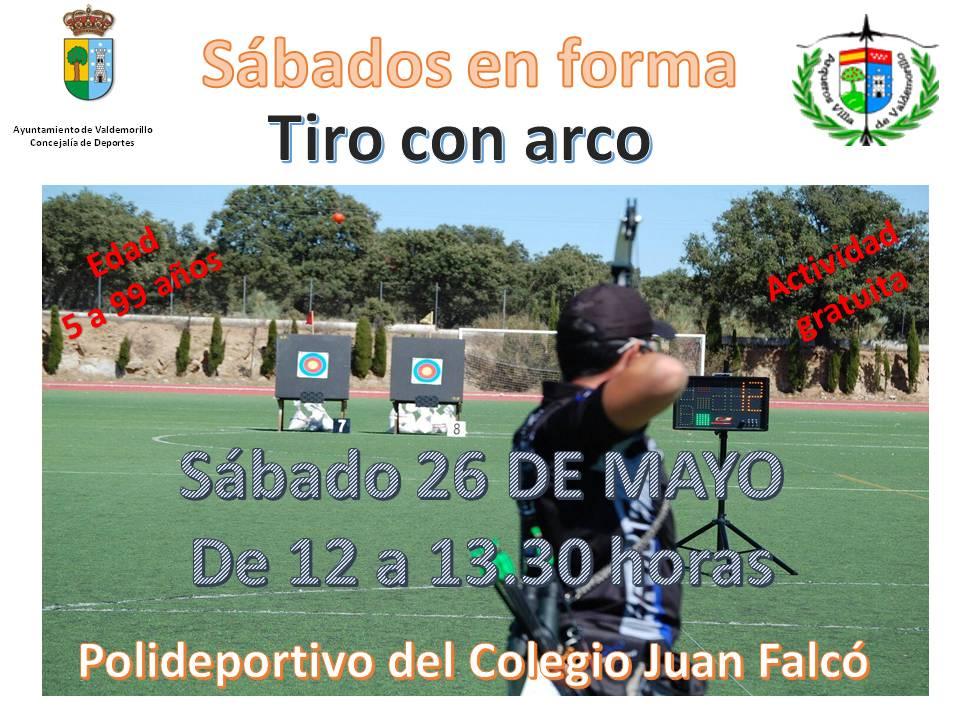 SABADOS EN FORMA-TIRO CON ARCO 26 MAYO 2018 - copia