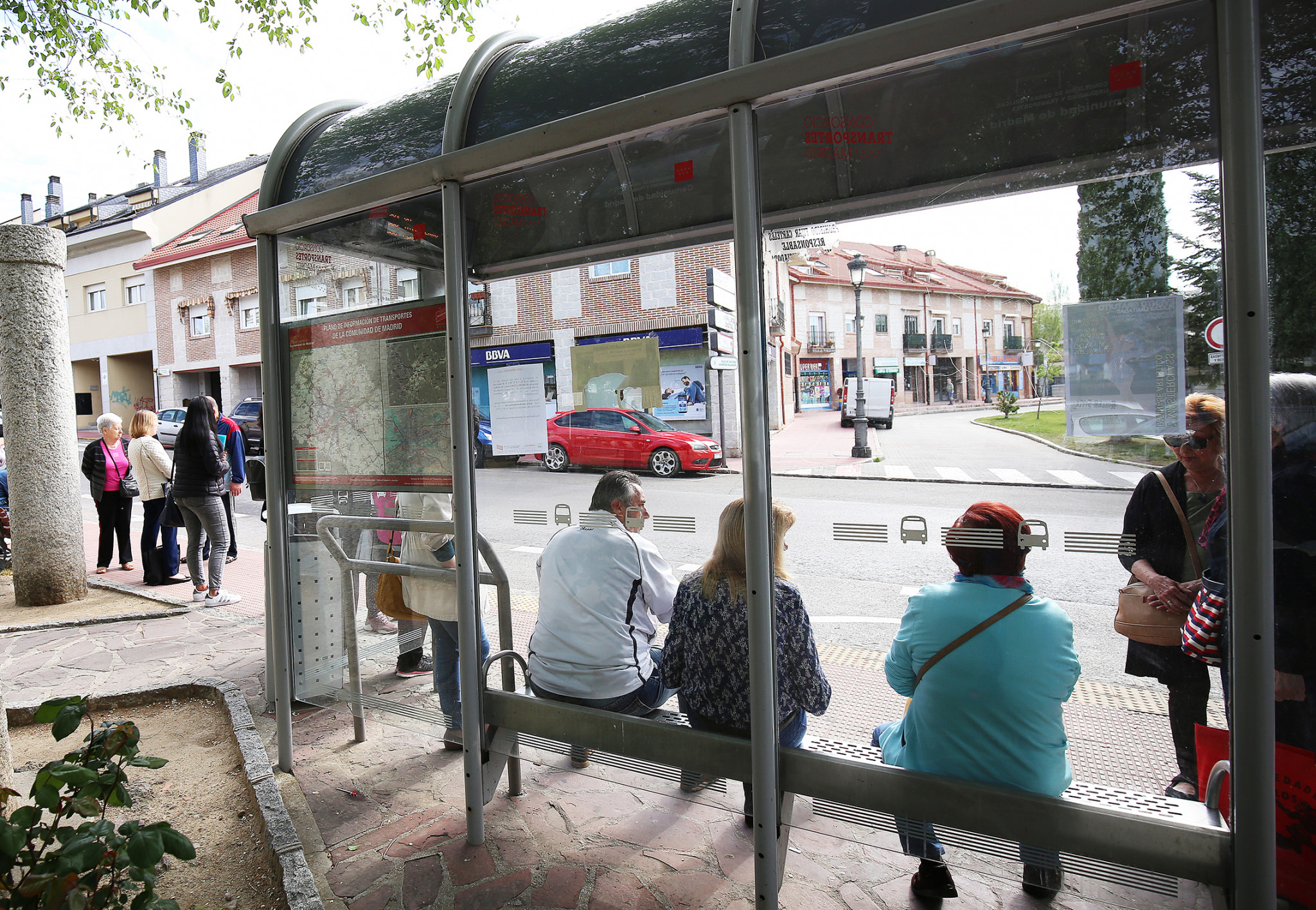 huelga buses 2