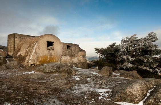 Bunker Guadarrama. Los 13 imprescindibles.