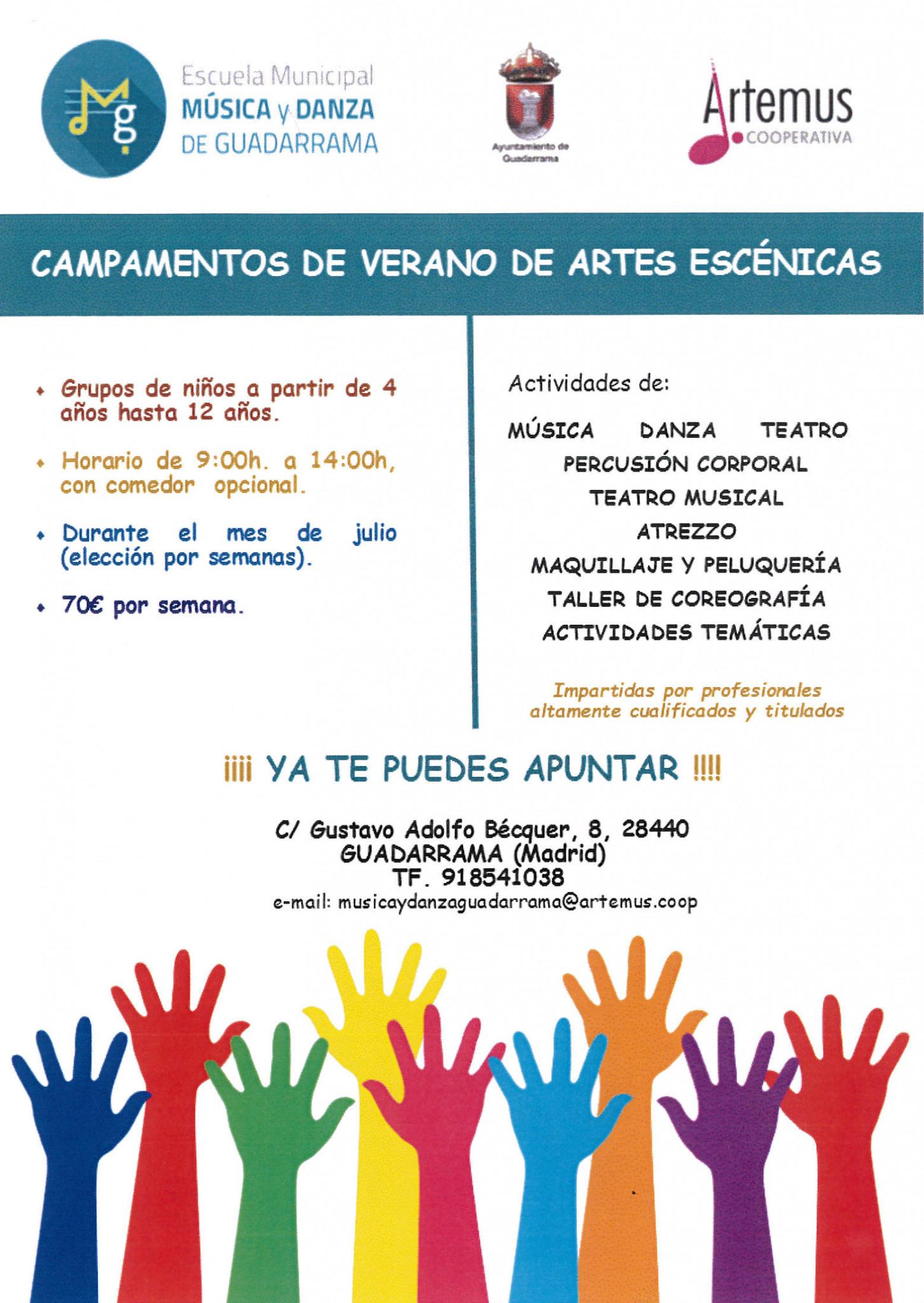 CAMPAMENTO ARTES ESCÉNICAS (2)