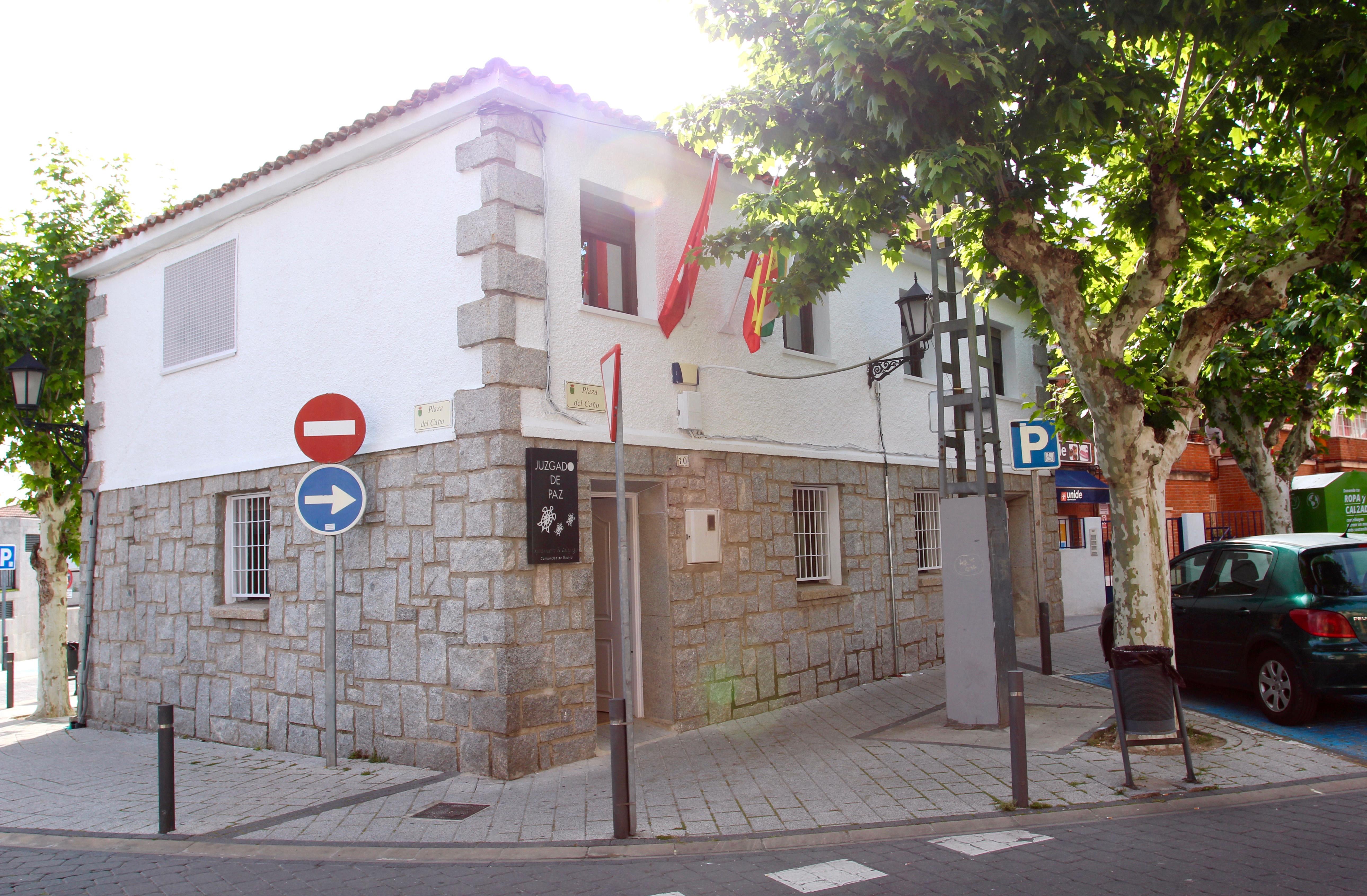 Edificio_juzgado_paz_Galapagar