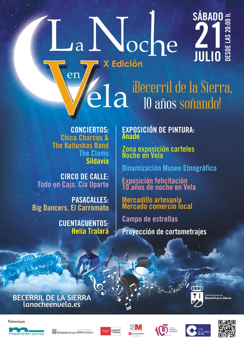 Noche en Vela 2018