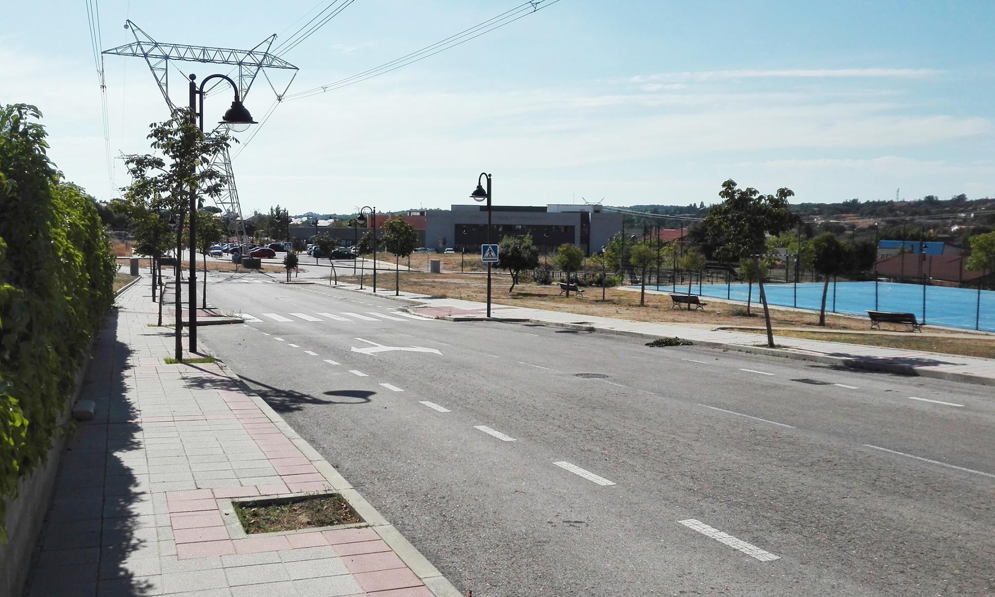 parque nuevo terrenos galapgar 1