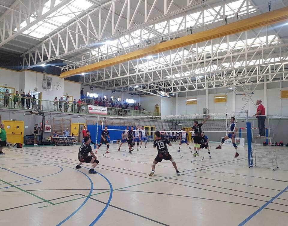 voleibol copa comunidad