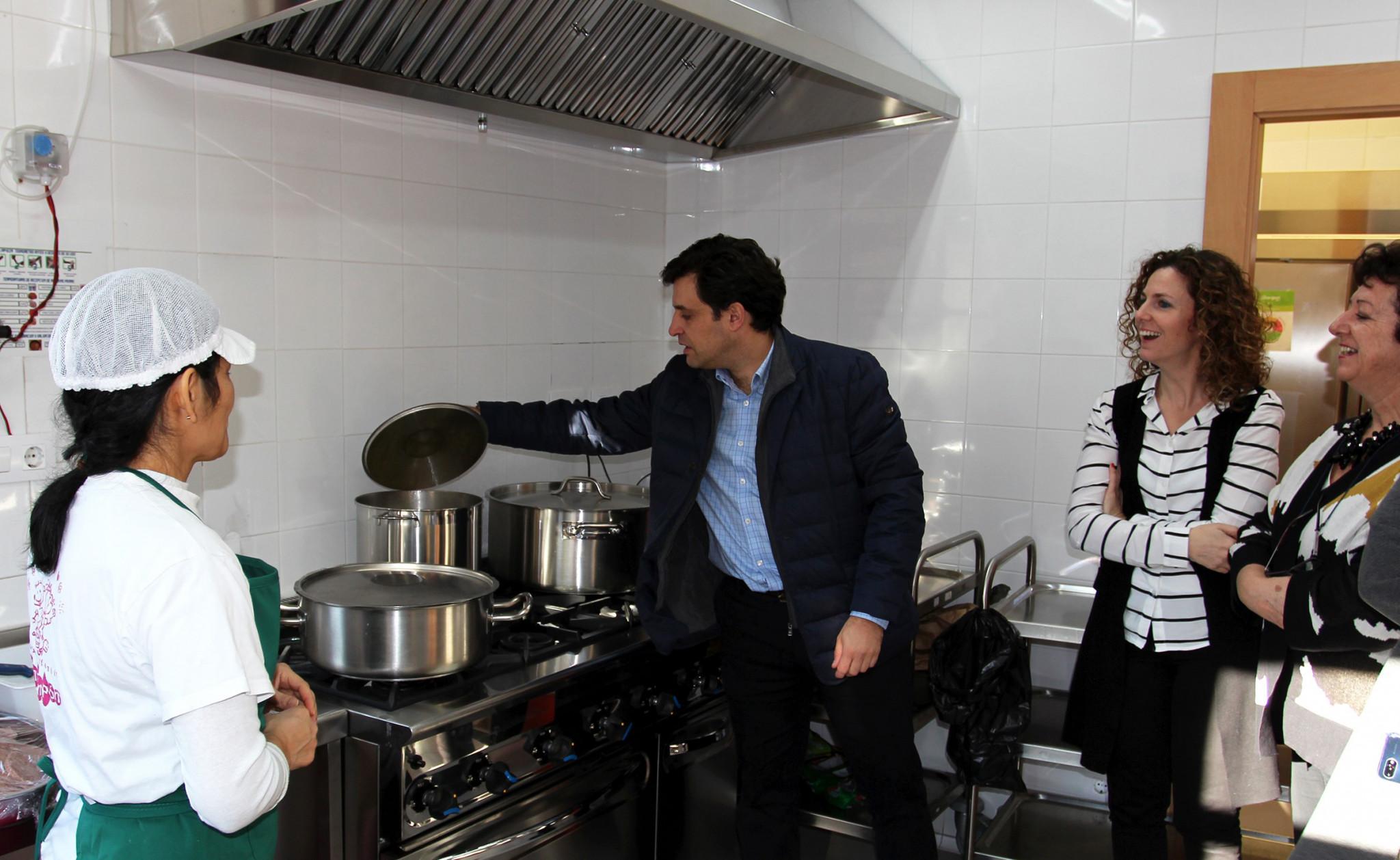 La Escuela Infantil Don Pimpón, en Galapagar, estrena cocina propia ...