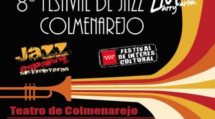 Colmenarejo celebra la octava edición del Festival de Jazz Larry Martin del 26 de abril al 4 de mayo