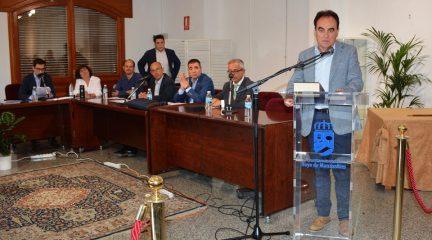 """Julián Carrasco, alcalde de Hoyo de Manzanares: """"Se ha trabajado bastante tiempo para llegar a este acuerdo programático"""""""