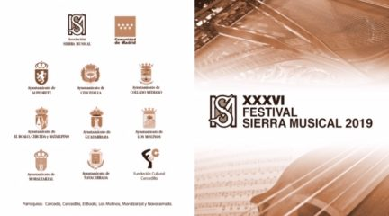 El XXXVI Festival Sierra Musical llena de música clásica las noches de verano varios municipios serranos