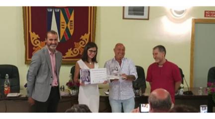 La santanderina Celia Corral gana el Premio Carmen Martín Gaite de El Boalo
