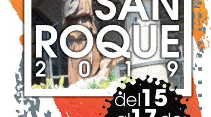 """Becerril de la Sierra recupera el """"San Rocker"""" en sus fiestas patronales, que duran hasta el sábado 17"""