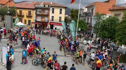 Robledo de Chavela, punto de paso destacado un año más en los 770 kilómetros de la Madrid-Lisboa